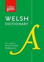 Welsh Gem Dictionary: The world's favourite mini dictionaries (Collins Gem Dictionaries)
