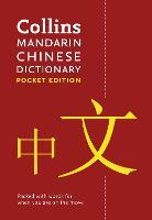 Mandarin Chinese Pocket Dictionary: The perfect portable dictionary (Collins Pocket Dictionaries)