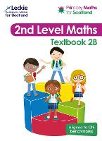 Primary Maths for Scotland Textbook 2B: For Curriculum for Excellence Primary Maths