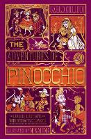 The Adventures of Pinocchio (MinaLima Edition): (Ilustrated with Interactive Elements)