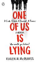 One Of Us Is Lying: Karen McManus