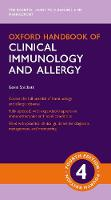 Oxford Handbook of Clinical Immunology and Allergy (Oxford Medical Handbooks)