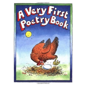 A Very First Poetry Book (Poetry Book Series)
