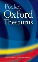 Pocket Oxford Thesaurus