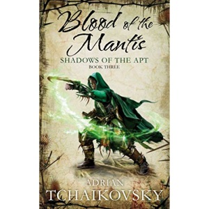Blood of the Mantis: Shadows of the Apt