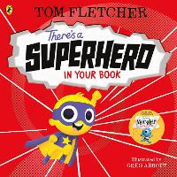 There's a Superhero in Your Book (Who's in Your Book?)