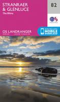 Landranger (82) Stranraer & Glenluce (OS Landranger Map)