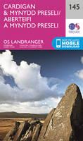 Landranger (145) Cardigan & Mynydd Preseli (OS Landranger Map)