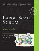 Large-Scale Scrum: More with Less (Addison-Wesley Signature Series (Cohn))