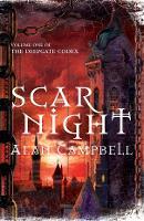 Scar Night (Deepgate Codex Trilogy)