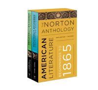 The Norton Anthology of American Literature - 2 volume set: A & B