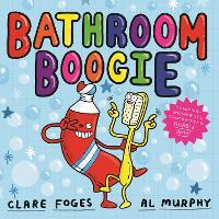Bathroom Boogie: Clare Foges (Kitchen Disco)