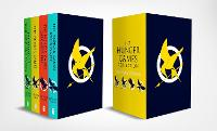 The Hunger Games 4-Book Paperback Box Set (The Hunger Games, Catching Fire, Mockingjay, The Ballad of Songbirds and Snakes)