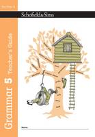 Grammar and Punctuation Book 5 Teacher's Guide: Year 5, Ages 9-10