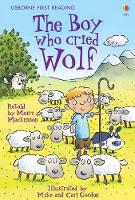 The Boy Who Cried Wolf (First Reading Series 3): 1