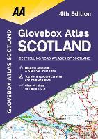 Glovebox Atlas Scotland (Aa Road Atlas)