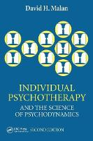 Individual Psychotherapy and the Science of Psychodynamics, 2Ed (Hodder Arnold Publication)