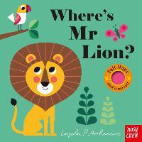 Where's Mr Lion? (Felt Flaps) (Felt Flaps, 1)