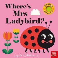 Where's Mrs Ladybird? (Felt Flaps, 2)