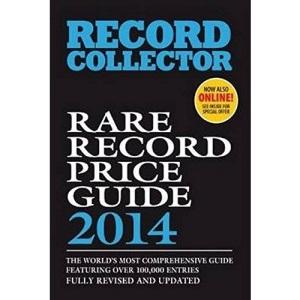 Rare Record Price Guide: 2014