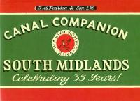 Pearson's Canal Companions: South Mids and Warwickshire Ring Canal Companion