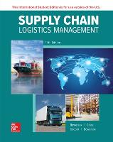 ISE Supply Chain Logistics Management (ISE HED IRWIN OPERATIONS/DEC SCIENCES)