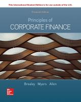 ISE Principles of Corporate Finance (ISE HED IRWIN FINANCE)