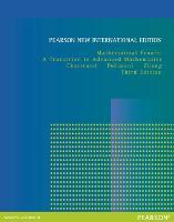 Mathematical Proofs: Pearson New International Edition: A Transition to Advanced Mathematics