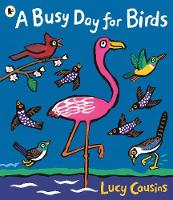 A Busy Day for Birds: 1