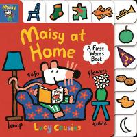 Maisy at Home: A First Words Book: 1 (Maisy First Words Books)