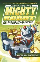 Ricky Ricotta's Mighty Robot vs The Mutant Mosquitoes from Mercury: 2