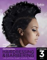 Professional Hairdressing & Barbering: The Official Guide to Level 3