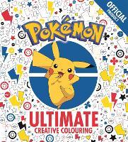 The Official Pokémon Ultimate Creative Colouring: PokÚmon