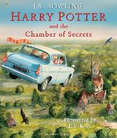 Harry Potter and the Chamber of Secrets: Illustrated Edition (Harry Potter, 2)