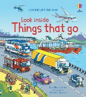 Look Inside Things That Go (Usborne Look Inside)