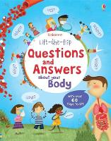 Lift the Flap Questions & Answers about your Body (Usborne Lift-the-Flap-Books): 1