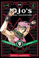 JoJo's Bizarre Adventure: Part 2--Battle Tendency Volume 3