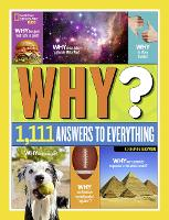 NGK Why?: Over 1,111 Answers to Everything (National Geographic Kids)