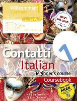 Contatti 1: Course Pack: Italian Beginner's Course