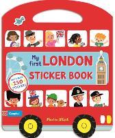 My First London Sticker Book (Campbell London Range)