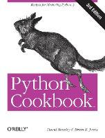 Python Cookbook: Recipes for Mastering Python 3: No. 3