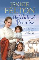 The Widow's Promise: The fourth captivating saga in the beloved Families of Fairley Terrace series (The Families of Fairley Terrace)