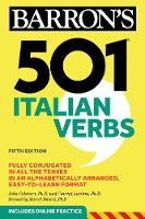 501 Italian Verbs (Barron's 501 Verbs)