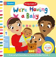 We're Having a Baby: Adapting To A New Baby (Campbell Big Steps)