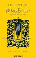 Harry Potter and the Goblet of Fire – Hufflepuff Edition: J.K. Rowling (Hufflepuff Edition - Yellow)