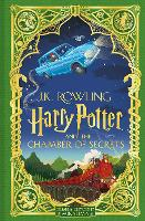 Harry Potter and the Chamber of Secrets: MinaLima Edition: J.K. Rowling