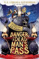 Danger at Dead Man's Pass (Adventures on Train)