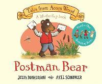 Postman Bear: 20th Anniversary Edition (Tales From Acorn Wood)