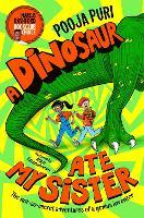 A Dinosaur Ate My Sister: A Marcus Rashford Bookclub Choice