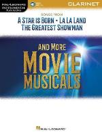 Songs from A Star Is Born and More Movie Musicals Clarinet (Hal Leonard Instrumental Play-along)